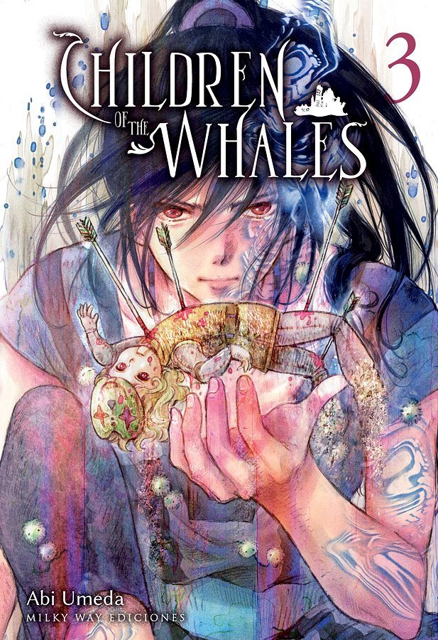 Children of the Whales #3