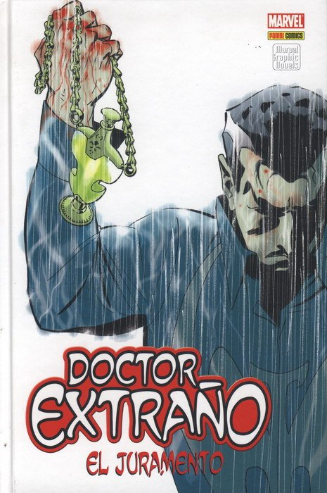 Doctor Extraño: El Juramento. Marvel Graphic Novels