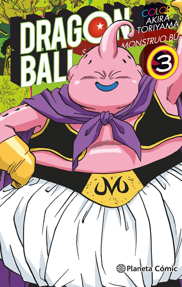 Dragon Ball Color: Saga del Monstruo Bû #3