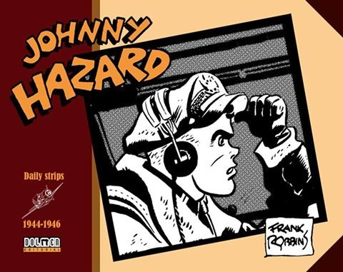 Johnny Hazard #1