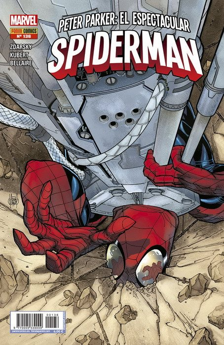 Spiderman Vol. 7 / Spiderman Superior / El Asombroso Spiderman #136