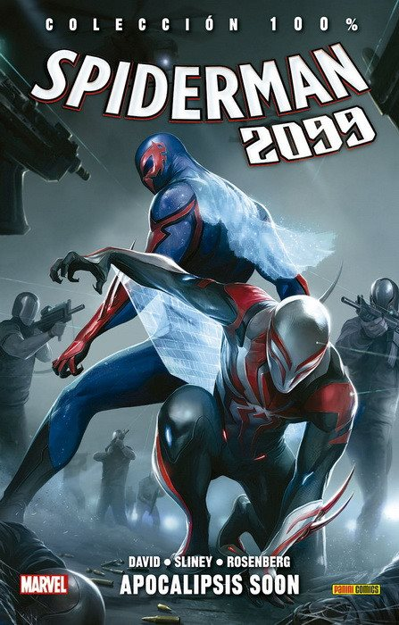 Spiderman 2099. 100% Marvel #6