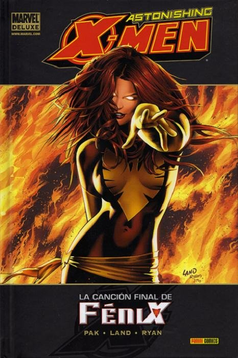 Astonishing X-Men. La canción final de Fenix. Marvel Deluxe