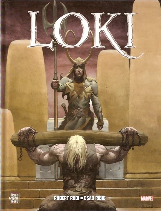Loki. Marvel Graphic Novels
