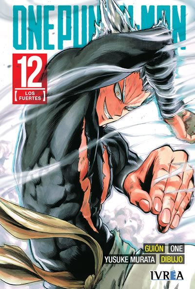 One Punch-Man #12