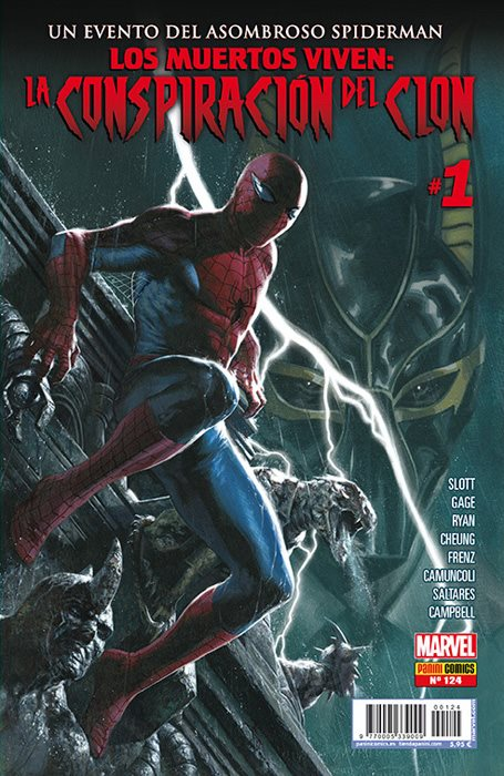 Spiderman / Spiderman Superior / El Asombroso Spiderman #124