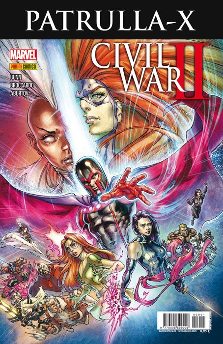 Civil War II: Crossover #1