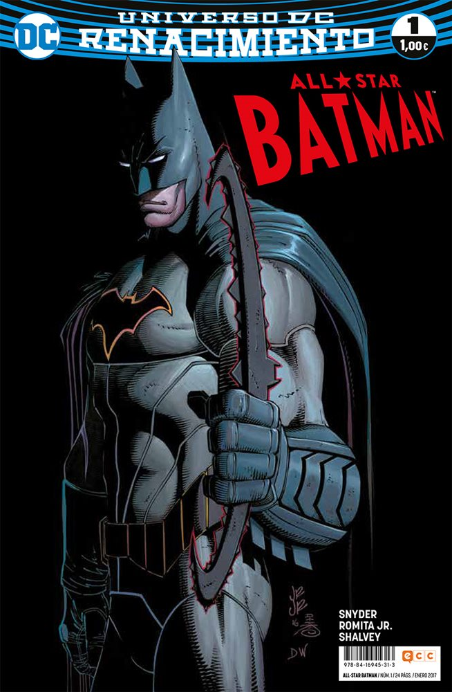 All-Star Batman. Renacimiento #1