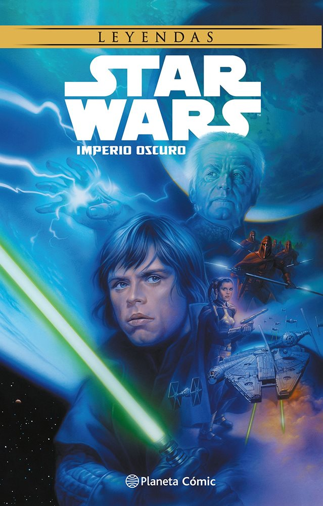 Star Wars. Imperio Oscuro