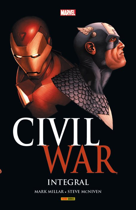 Civil War. Marvel Integral