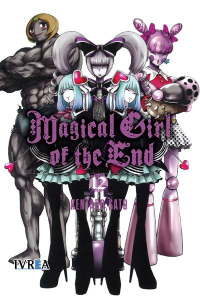Magical Girl of the End #12