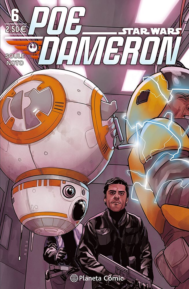 Star Wars: Poe Dameron #6