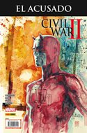 Civil War II: El acusado (grapa) #