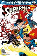 Superman. Nuevo universo DC / Renacimiento (Serie regular. Grapa, a color.) #58