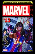 Marvel Age (Grapa / Digital) #13