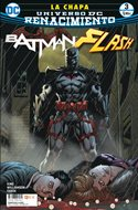 Batman / Flash: La chapa. Renacimiento (Grapa) #3