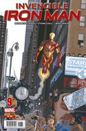 El Invencible Iron Man Vol. 2 (2011-) (Grapa) #84