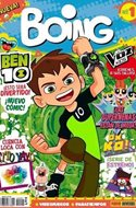 Revista Boing (2018) (Grapa) #1