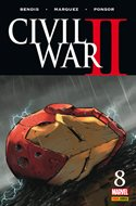 Civil War II (Grapa. Color) #8