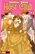 Instituto Ouran Host club #7