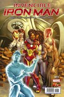 El Invencible Iron Man Vol. 2 (2011-) (Grapa) #86