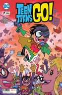 Teen Titans Go! (Grapa) #7