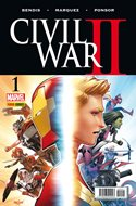 Civil War II. Portadas alternativas (Grapa) #1.4