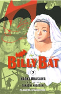 Billy Bat (Rústica con sobrecubierta) #2