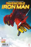El Invencible Iron Man Vol. 2 (2011-) (Grapa) #74