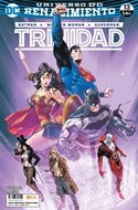 Batman / Superman / Wonder Woman: Trinidad. Renacimiento (Grapa 24 pp) #13