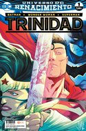Batman / Superman / Wonder Woman: Trinidad. Renacimiento (Grapa 24 pp) #1