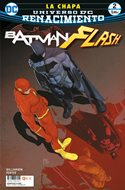 Batman / Flash: La chapa. Renacimiento (Grapa) #2