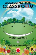Assassination Classroom (Rústica con sobrecubierta) #20