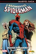 Marvel Saga: El Asombroso Spiderman (Cartoné) #8
