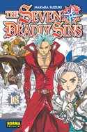 The Seven Deadly Sins (Rústica con sobrecubierta) #18