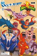 Liga de la Justicia / Mighty Morphin Power Rangers (Grapa 24 pp) #6