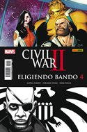 Civil War II. Eligiendo bando (Grapa) #4