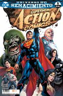 Superman: Action Comics. Renacimiento (Rústica 96 pp) #1