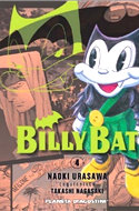 Billy Bat (Rústica con sobrecubierta) #4