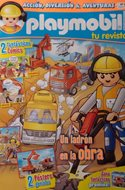 Playmobil (Grapa, 36 páginas, color) #19