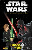 Star Wars Graphic Novel (Comic-book. 64 páginas.) #3