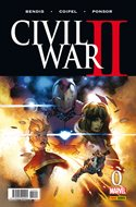 Civil War II (Grapa. Color) #0