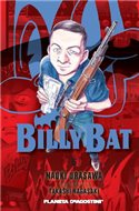 Billy Bat (Rústica con sobrecubierta) #5