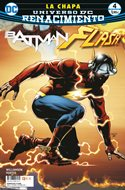 Batman / Flash: La chapa. Renacimiento (Grapa) #4