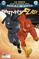 Batman / Flash: La chapa. Renacimiento (Grapa) #1
